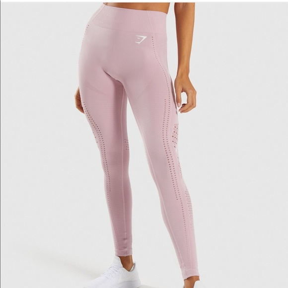 dec52cf4a1217 Gymshark Pants | Flawless Knit Leggings Small | Poshmark
